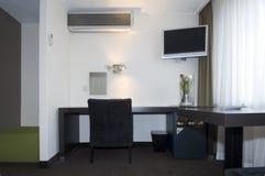 Intérieur de chambre d'hôtel Images stock