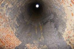 Intérieur de cheminée Photos stock