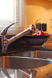 Intérieur de cuisine image stock