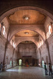Intérieur de fort de Junagarh, Bikaner, Inde Images libres de droits