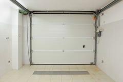 Intérieur de garage Images libres de droits