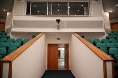 Intérieur de hall pour des conférences. photos stock