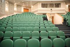 Intérieur de hall pour des conférences. image stock