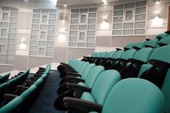 Intérieur de hall pour des conférences. images stock
