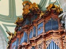 Intérieur de la cathédrale métropolitaine III photos libres de droits