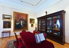 Intérieur de la maison du régulateur dans Yaroslavl Photo libre de droits