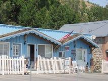 Intérieur de la plage House Photos libres de droits
