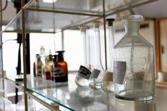 Intérieur de laboratoire Photographie stock libre de droits