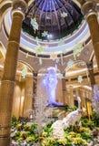 Intérieur de Las Vegas - de Palazzo Photographie stock