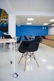 Intérieur de local commercial de jeune entreprise Images stock