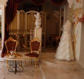 Intérieur de luxe Image libre de droits