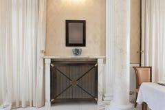 Intérieur de luxe de villa Photo libre de droits