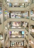 Intérieur de magasin de Bloomingdale's Photo stock