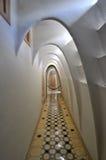 Intérieur de maison Batlló Image stock