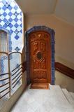 Intérieur de maison Batllo Photos stock