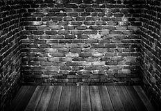 Intérieur de maison vide Photo libre de droits