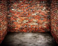 Intérieur de maison vide Photographie stock libre de droits
