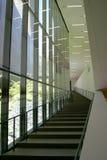 Intérieur de musée Photographie stock libre de droits