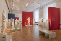 Intérieur de musée Berlin d'Altes photos libres de droits