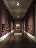 Intérieur de musée Dallas TX de prés image stock