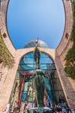 Intérieur de musée de Dali Images libres de droits