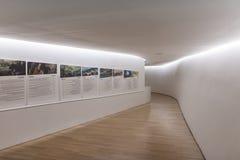 Intérieur de musée Museo Soumaya de Soumaya Images libres de droits