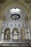 Intérieur de palais de culture, Iasi photo stock