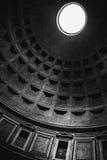 Intérieur de Panthéon de Rome photographie stock