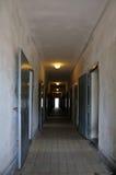 Intérieur de prison photo libre de droits