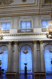 Intérieur de rue Georges Hall Photos stock