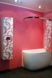 Intérieur de salle de bains Image stock