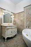 Intérieur de salle de bains de luxe Image stock