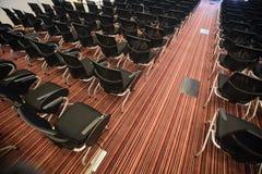 Intérieur de salle de conférences vide Photos stock