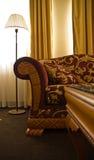 Intérieur de salle de séjour Photo libre de droits