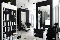 Intérieur de salon de beauté moderne Image stock