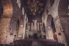 Intérieur de St Mary Cathedral Photo libre de droits
