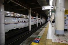 Intérieur de station de train de Tokyo photographie stock libre de droits