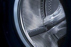 Intérieur de tambour de machine à laver photos libres de droits