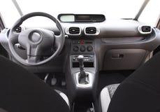 Intérieur de véhicule images stock