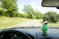 Intérieur de véhicule. Image stock