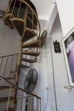 Intérieur de vieille église classique, Pampatar, Venezuela Photos stock