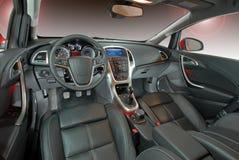 Intérieur de voiture Photos stock