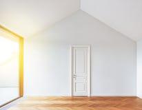 Intérieur des appartements de luxe de prestige Photos stock