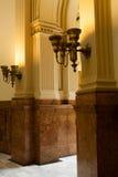 Intérieur du bâtiment de capitale de l'État du Colorado Image libre de droits