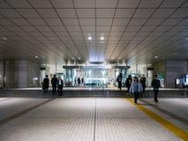 Intérieur du bâtiment métropolitain de gouvernement de Tokyo images stock