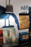 Intérieur du café Photographie stock