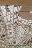 Intérieur du centre commercial de vert du ` s de St Stephen à Dublin CIT Photographie stock libre de droits