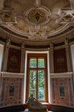 Intérieur du château de Schwerin Photographie stock libre de droits