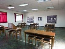 Intérieur du palais de justice en Jing-Mei Human Rights Memorial et culte Photo stock