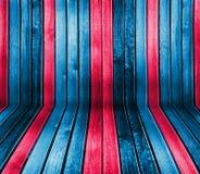 Intérieur en bois Photo libre de droits